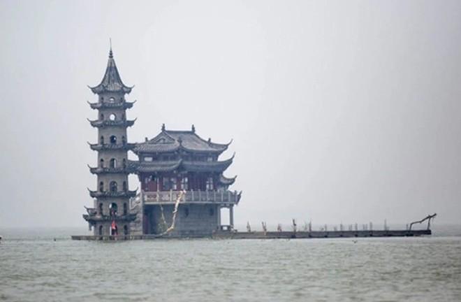 """Kỳ lạ ngôi chùa """"nhẫn giả"""", một năm chỉ xuất hiện một lần tại Trung Quốc - ảnh 3"""