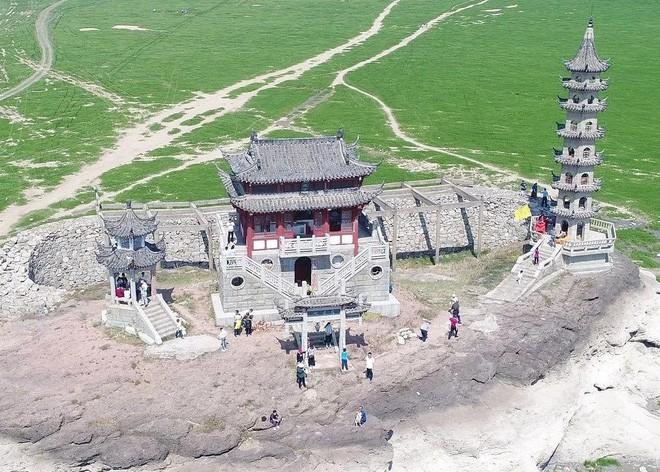 """Kỳ lạ ngôi chùa """"nhẫn giả"""", một năm chỉ xuất hiện một lần tại Trung Quốc - ảnh 4"""