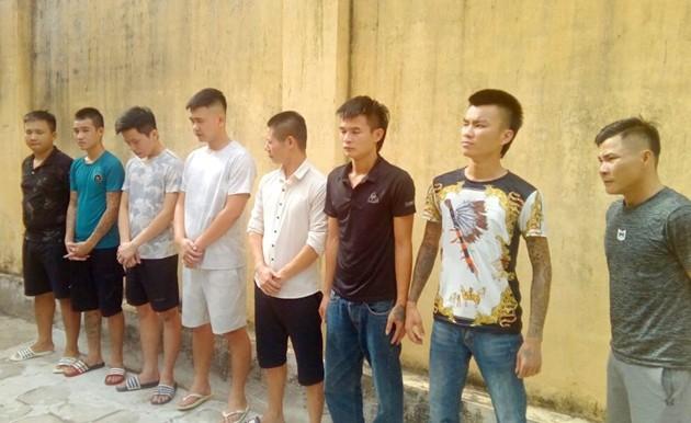 Nối gót Khá Bảnh, giang hồ mạng Long 9 ngón bị khởi tố, bắt tạm giam - ảnh 1