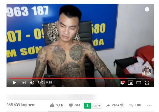 Nối gót Khá Bảnh, giang hồ mạng Long 9 ngón bị khởi tố, bắt tạm giam - ảnh 2