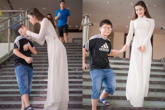 So kè hội em trai của loạt Á hậu đình đám: Người mới 16 tuổi đã cao 1m74, người body cực phẩm lại đàn hát cực hay - ảnh 2