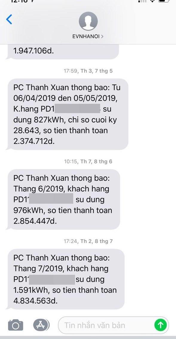 Người dân Hà Nội kêu trời vì hóa đơn điện tăng chóng mặt sau những ngày nắng nóng: Công ty điện lực lý giải nguyên nhân - ảnh 1