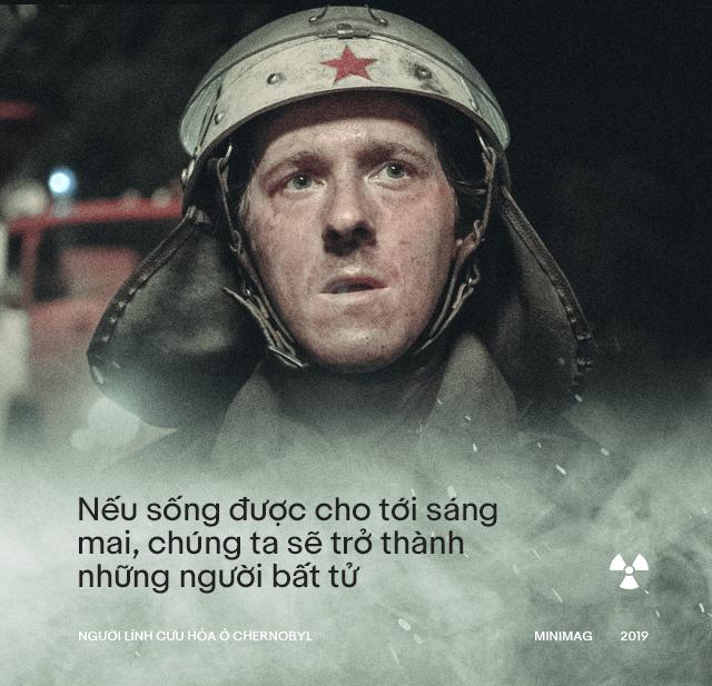 Họ chôn anh với đôi chân trần: Cái chết bi thảm của người lính cứu hỏa ở Chernobyl - ảnh 3