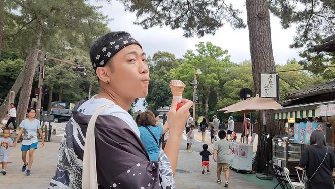 Hai thí sinh một mình đến Nhật Bản trong thử thách vòng 2 Here We Go: Hành trình ẩm thực Việt ấm áp tình đồng hương - ảnh 10