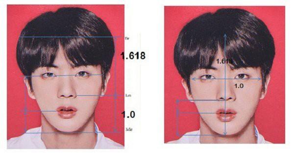 Hóa ra vẫn còn đối thủ nặng ký cạnh tranh với khuôn mặt tỉ lệ siêu thực của visual đỉnh nhất nhóm nhạc toàn cầu BTS - Ảnh 2.