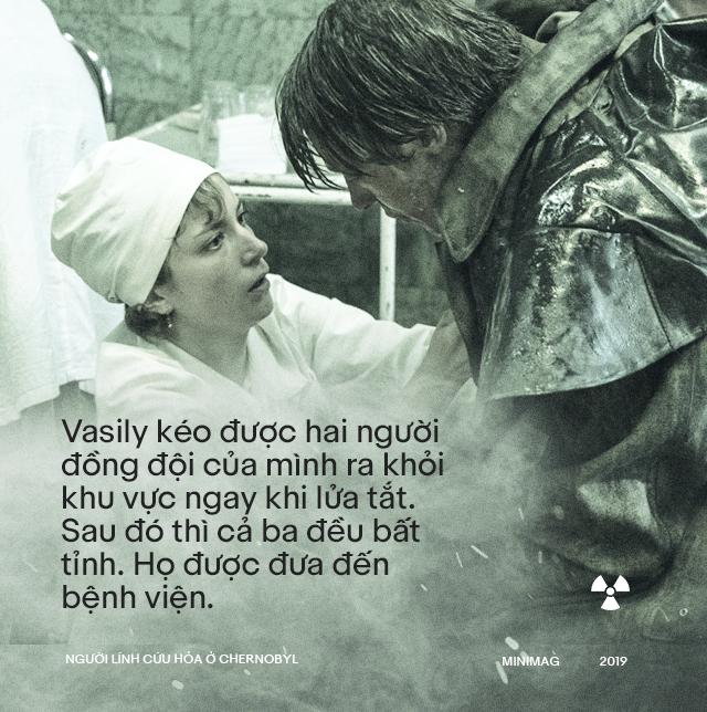 Họ chôn anh với đôi chân trần: Cái chết bi thảm của người lính cứu hỏa ở Chernobyl - ảnh 13