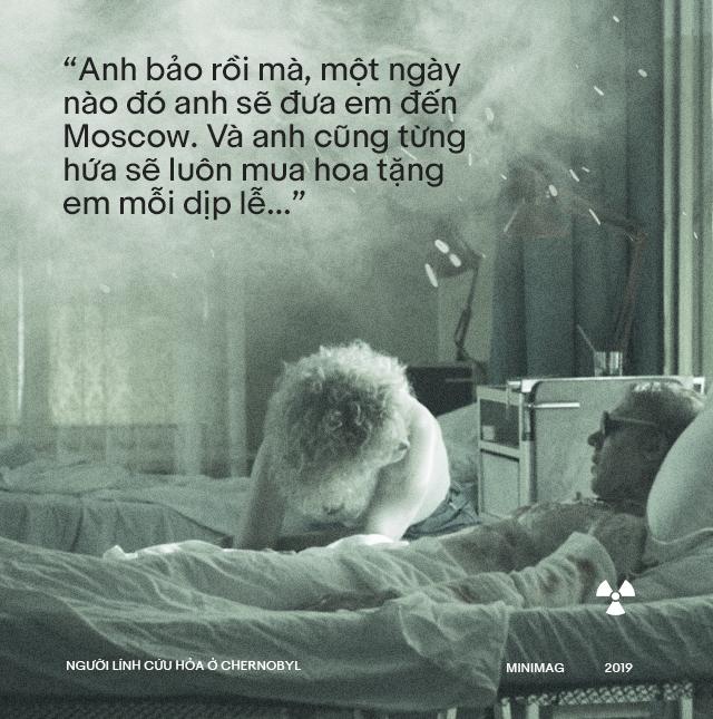 Họ chôn anh với đôi chân trần: Cái chết bi thảm của người lính cứu hỏa ở Chernobyl - ảnh 20