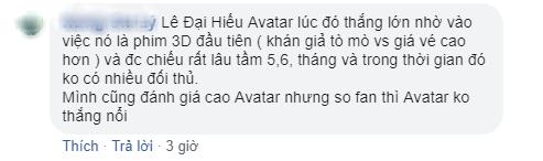 4 màn khẩu nghiệp tưng bừng khi ENDGAME vượt doanh thu Avatar: Khi bạn đi xem phim nhưng thích đổi giá vàng? - ảnh 8