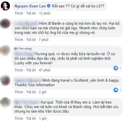 Ngô Thanh Vân bị móc túi mất toàn bộ tiền và điện thoại khi ở châu Âu - ảnh 2