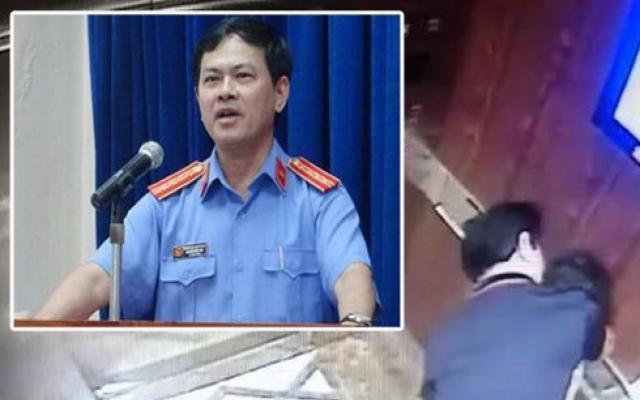 Không đủ cơ sở kết luận bàn tay trái của ông Nguyễn Hữu Linh có sàm sỡ bé gái trong thang máy