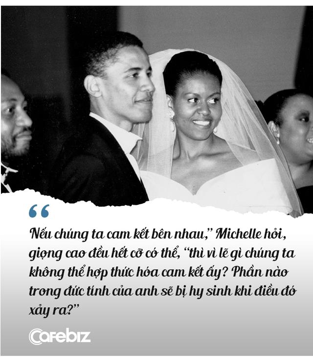"""Chuyện tình cựu Tổng thống Obama: Từ """"gã – được – thổi – phồng"""" đến ông chủ Nhà Trắng và công cuộc tán tỉnh công phu của những người có EQ cao - ảnh 5"""