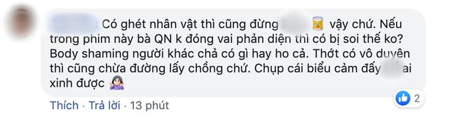 Mỉa mai nhan sắc Nhã tiểu tam (Về Nhà Đi Con), netizen này bị nghiệp quật ngay tức thời: Có giỏi thì đừng xoá bài! - ảnh 5