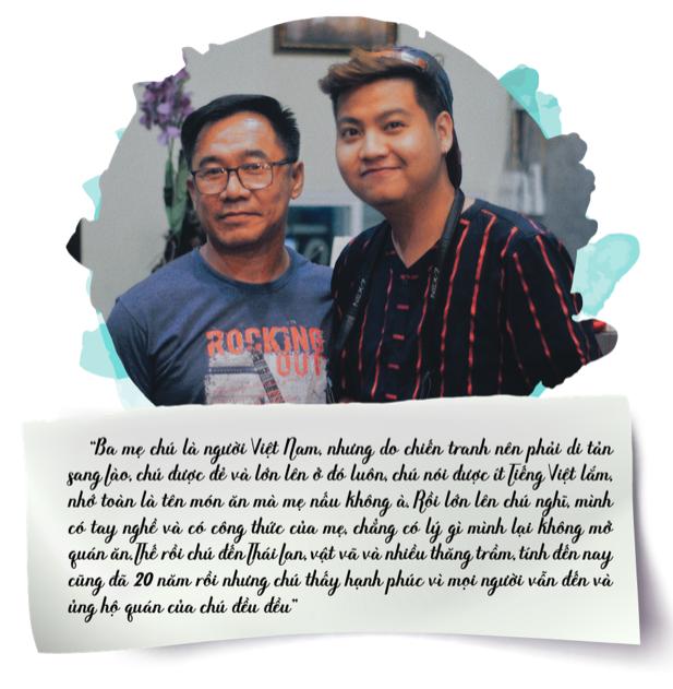 """Từ Chiềng Mai đến Chiang Mai: chàng trai top 10 Here We Go 2019 tìm thấy hương vị quê nhà quá đỗi quen thuộc giữa """"đoá hồng phương Bắc"""" Thái Lan - ảnh 29"""