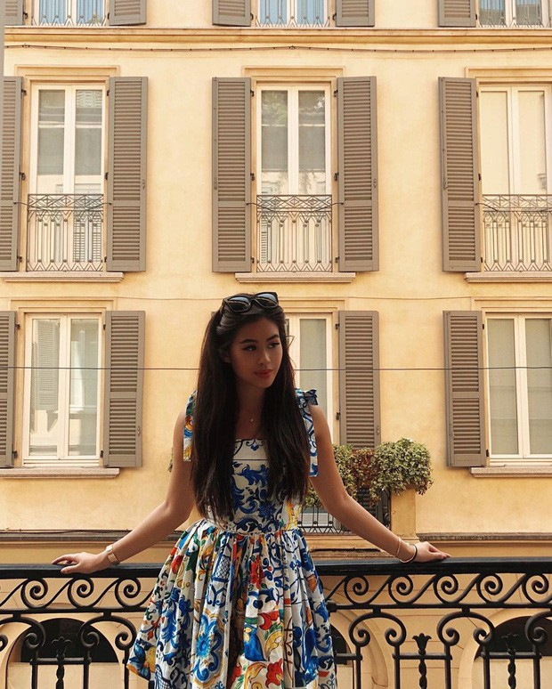 Đi du lịch 5 quốc gia Châu Âu trong cùng một tháng, Tiên Nguyễn quả không hổ danh là ái nữ đình đám nhất hội rich kid Việt - Ảnh 5.