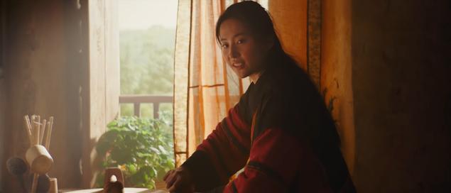 Disney tung trailer Mulan: Lưu Diệc Phi cực xuất thần giữa chất phương đông đặc sệt - Ảnh 2.