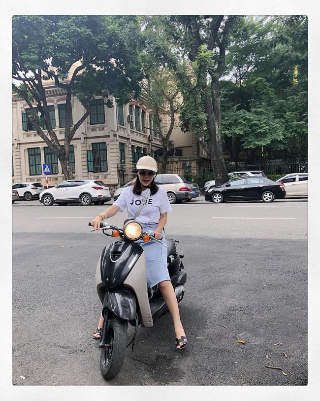 U35 và vóc dáng thấp bé nhưng Phạm Quỳnh Anh vẫn hack dáng quá đỉnh chỉ nhờ khéo diện chân váy xẻ - ảnh 5