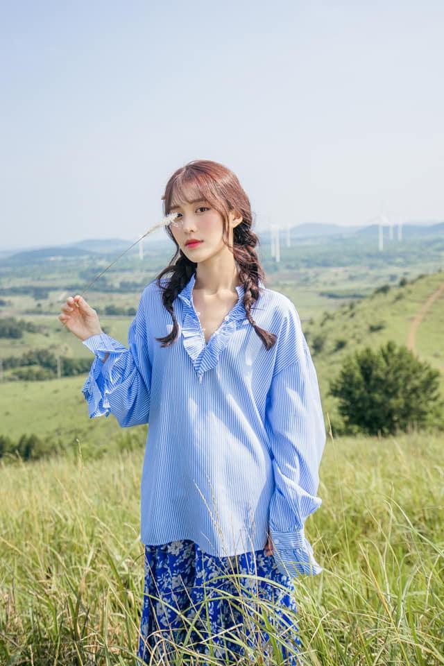 Tung MV mới Đếm Cừu, Han Sara làm fan lo sốt vó vì lộ thân hình quá gầy gò, vòng 1 thua cả Kay Trần? - Ảnh 2.