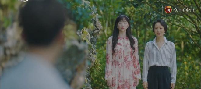 Hậu ghen lồng lộn vì crush suýt bị gả cho cháu gái tài phiệt, CEO IU và Yeo Jin Goo chính thức kết đôi trong tập 10 Hotel Del Luna - Ảnh 5.