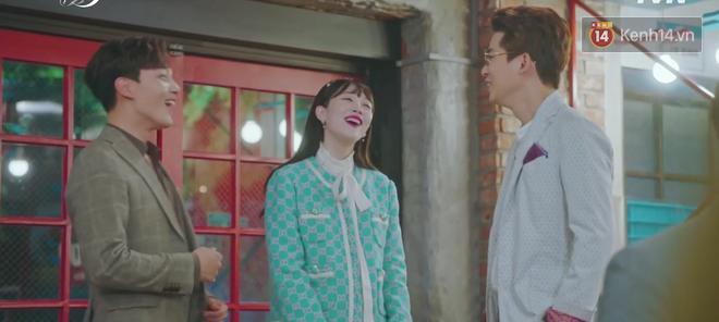 Hậu ghen lồng lộn vì crush suýt bị gả cho cháu gái tài phiệt, CEO IU và Yeo Jin Goo chính thức kết đôi trong tập 10 Hotel Del Luna - Ảnh 9.