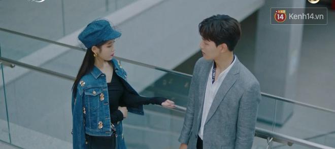 Hậu ghen lồng lộn vì crush suýt bị gả cho cháu gái tài phiệt, CEO IU và Yeo Jin Goo chính thức kết đôi trong tập 10 Hotel Del Luna - Ảnh 14.