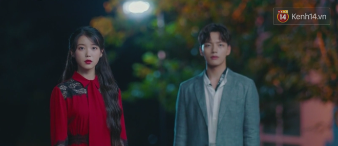 Hậu ghen lồng lộn vì crush suýt bị gả cho cháu gái tài phiệt, CEO IU và Yeo Jin Goo chính thức kết đôi trong tập 10 Hotel Del Luna - Ảnh 18.