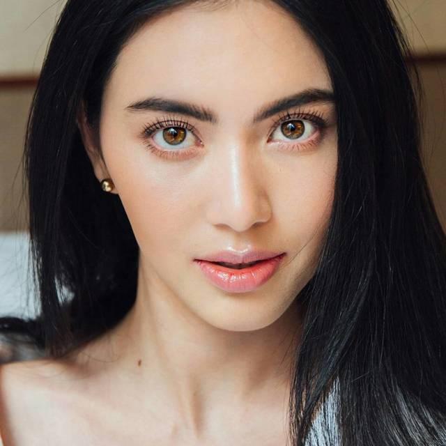 Top sao nữ đẹp từ trong trứng nước của showbiz Thái: Dàn mỹ nhân lai xuất sắc, Nira Chiếc lá bay chưa phải là nhất! - ảnh 22