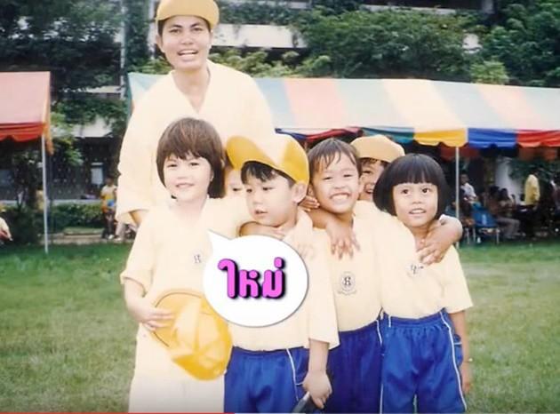 Top sao nữ đẹp từ trong trứng nước của showbiz Thái: Dàn mỹ nhân lai xuất sắc, Nira Chiếc lá bay chưa phải là nhất! - ảnh 24