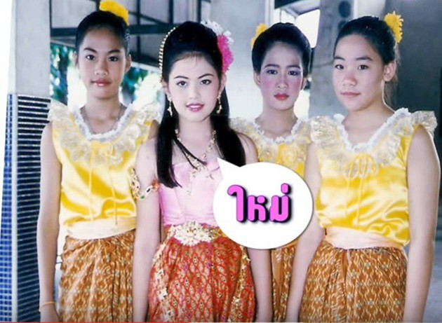 Top sao nữ đẹp từ trong trứng nước của showbiz Thái: Dàn mỹ nhân lai xuất sắc, Nira Chiếc lá bay chưa phải là nhất! - ảnh 26