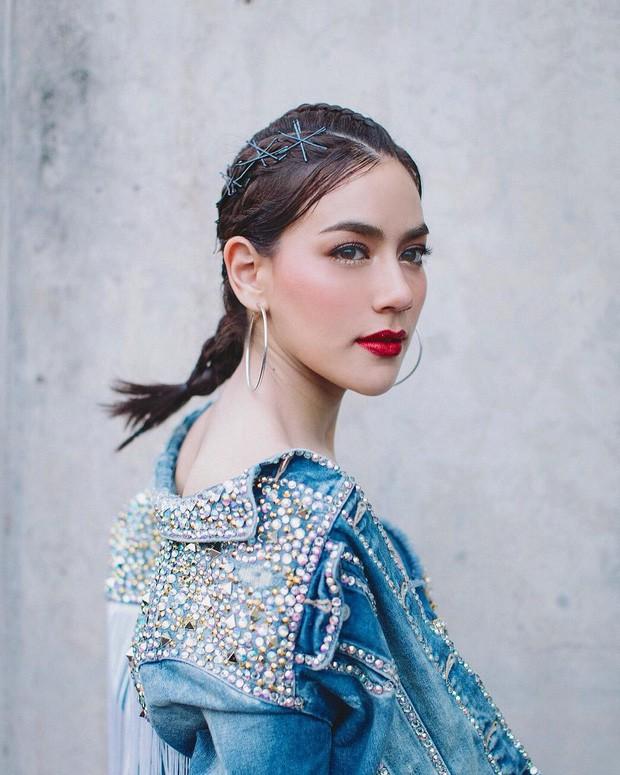 Top sao nữ đẹp từ trong trứng nước của showbiz Thái: Dàn mỹ nhân lai xuất sắc, Nira Chiếc lá bay chưa phải là nhất! - ảnh 29