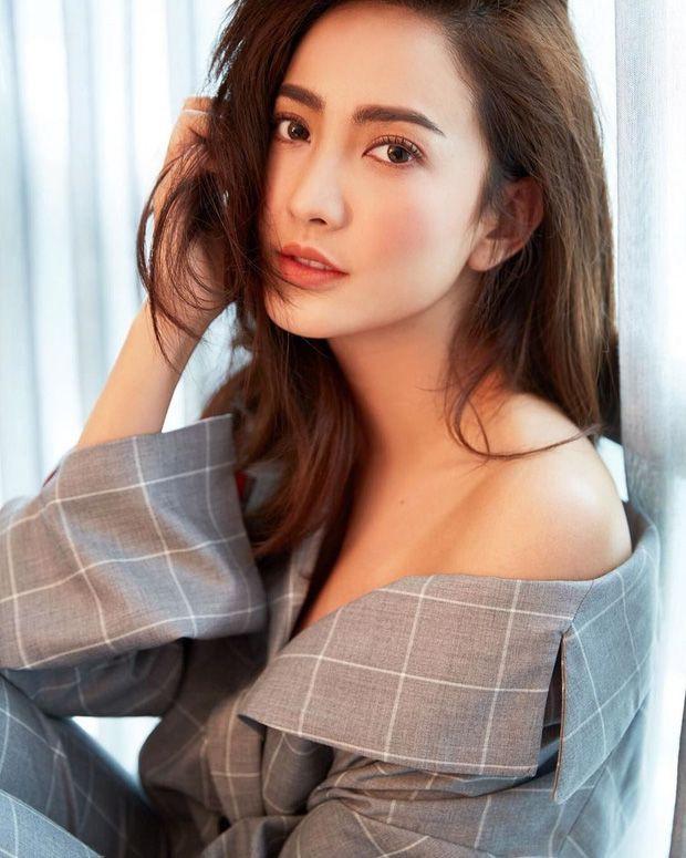 Top sao nữ đẹp từ trong trứng nước của showbiz Thái: Dàn mỹ nhân lai xuất sắc, Nira Chiếc lá bay chưa phải là nhất! - ảnh 40