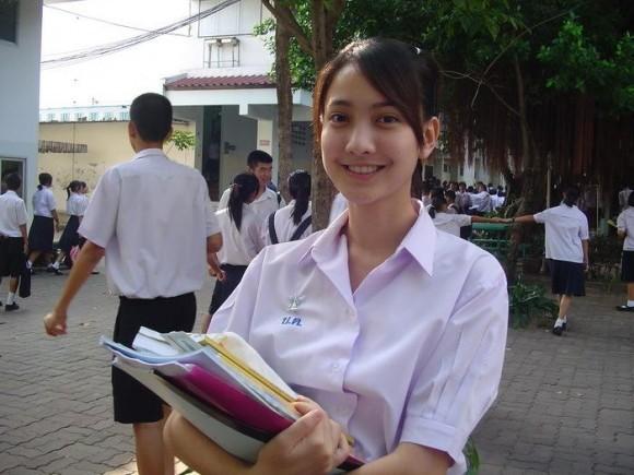 Top sao nữ đẹp từ trong trứng nước của showbiz Thái: Dàn mỹ nhân lai xuất sắc, Nira Chiếc lá bay chưa phải là nhất! - ảnh 48