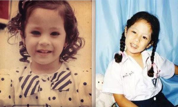 Top sao nữ đẹp từ trong trứng nước của showbiz Thái: Dàn mỹ nhân lai xuất sắc, Nira Chiếc lá bay chưa phải là nhất! - ảnh 52