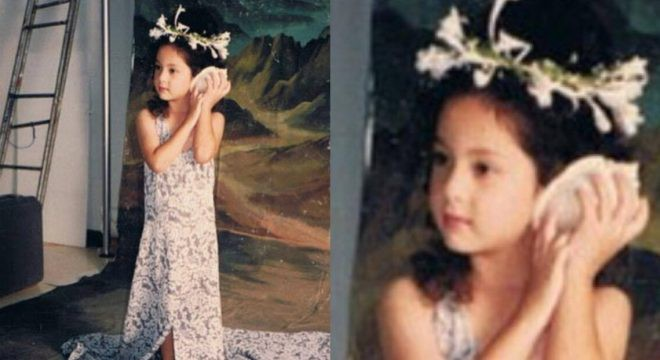Top sao nữ đẹp từ trong trứng nước của showbiz Thái: Dàn mỹ nhân lai xuất sắc, Nira Chiếc lá bay chưa phải là nhất! - ảnh 54