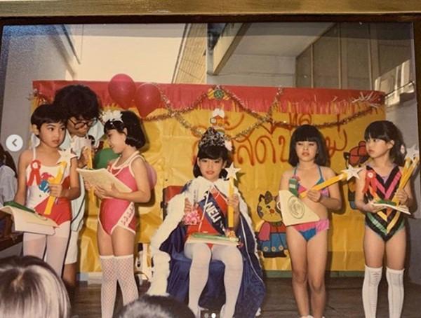 Top sao nữ đẹp từ trong trứng nước của showbiz Thái: Dàn mỹ nhân lai xuất sắc, Nira Chiếc lá bay chưa phải là nhất! - ảnh 65