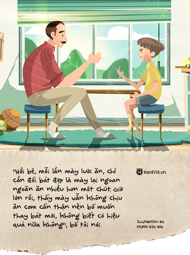 Giữa cuộc đời vạn biến, có một thứ luôn bất biến mang tên tình yêu của bố mẹ - ảnh 1