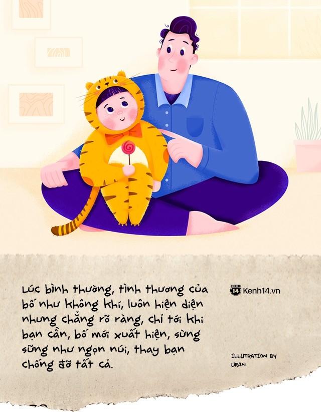 Giữa cuộc đời vạn biến, có một thứ luôn bất biến mang tên tình yêu của bố mẹ - ảnh 3