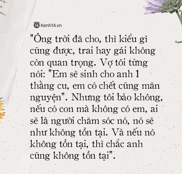 Nhật kí lần đầu làm bố mẹ của cặp vợ chồng U60 ở Hà Nội: Thỏ à, con là món quà vô giá! - ảnh 16