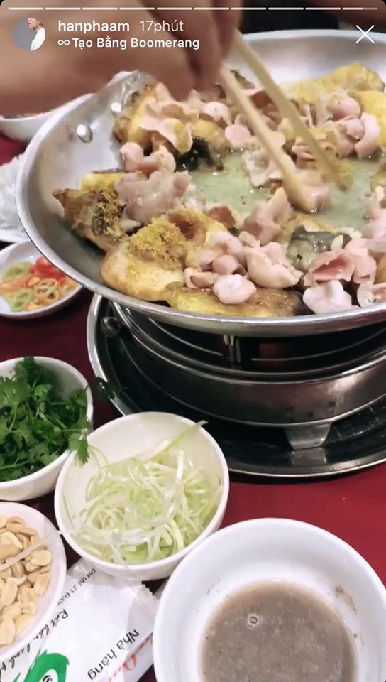 """Dương và Bảo hội tụ hậu """"Về nhà đi con"""" vào một ngày Hà Nội động mưa, ăn chả cá buổi trưa là quá hợp đây nè! - ảnh 6"""