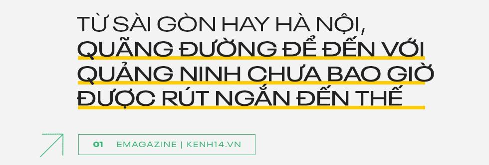 Có một Quảng Ninh đầy mới lạ, trẻ trung: Đi thì dễ mà đẹp thì quên lối về! - Ảnh 1.