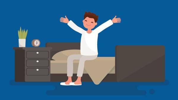 Có 3% dân số chỉ cần ngủ 4 tiếng mỗi ngày và đây là cuộc sống của một tỷ phú thời gian - ảnh 2