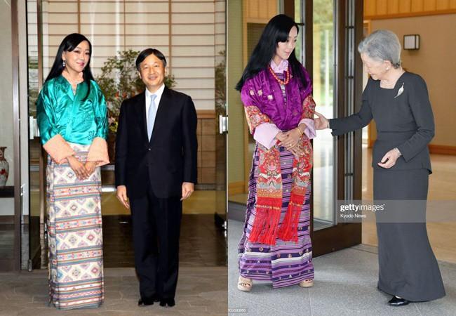 Danh tính Công chúa Bhutan đang khiến cộng đồng mạng phát sốt với khí chất ngút ngàn: Xinh đẹp bậc nhất, học vấn đỉnh cao cùng người chồng hoàn hảo - ảnh 3