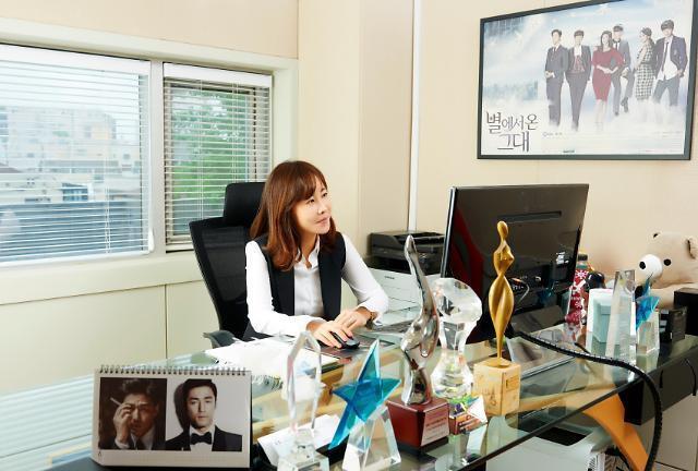 Nữ CEO bị nghi là tiểu tam xen giữa Goo Hye Sun - Ahn Jae Hyun: Con gái chủ tịch, thành tích học tập khủng, bàn tay vàng Kbiz - ảnh 3