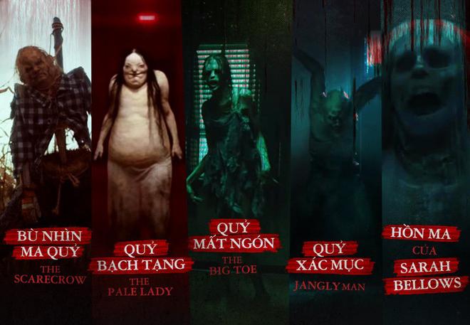 10 điều thú vị về phim kinh dị Scary Stories To Tell in the Dark mà bạn cần biết trước khi xem - Ảnh 1.