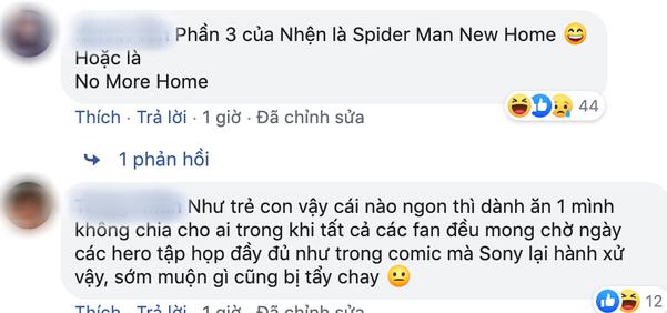 Nghi án phần tiếp theo của Spider-Man sẽ là nhện nhọ vô gia cư vì Sony nghỉ chơi Marvel? - Ảnh 2.