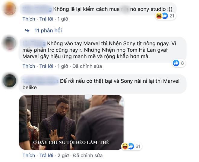 Nghi án phần tiếp theo của Spider-Man sẽ là nhện nhọ vô gia cư vì Sony nghỉ chơi Marvel? - Ảnh 4.