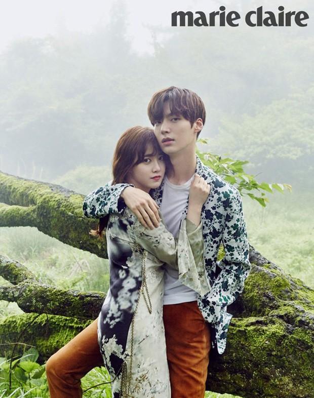 Khối tài sản của Goo Hye Sun - Ahn Jae Hyun: Chồng liệu có kém xa vợ và có khó khăn không mà phải tranh chấp gay gắt? - ảnh 1