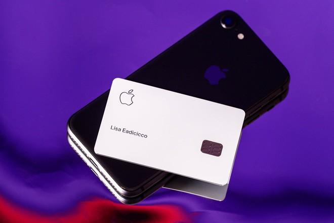 Apple Card là vũ khí bí mật giúp Apple bán được nhiều iPhone hơn - Ảnh 1.