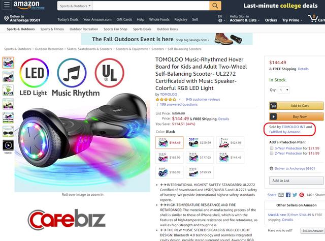 Sự thật về hàng hóa trên Amazon: Vẫn có hàng fake, hàng giả như thường, thậm chí từng phát nổ - ảnh 2
