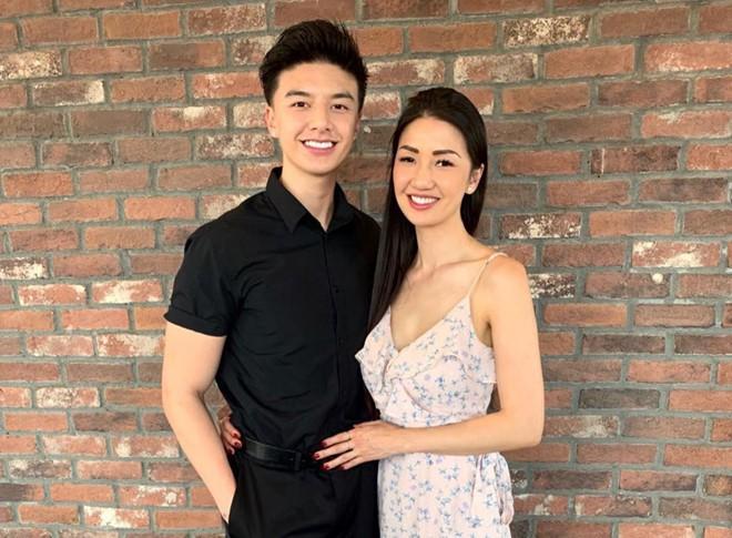 Trai đẹp gốc Việt được chấm vào boyband Hàn: Diện mạo chuẩn visual, body 6 múi, ảnh chụp cùng mẹ gây shock vì như chị em - ảnh 5