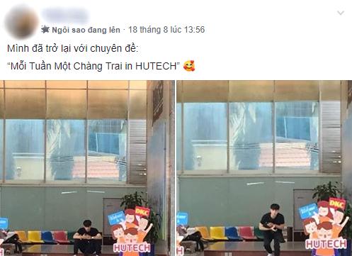 Ngôi trường Đại học ở TPHCM đi 3 bước là gặp trai đẹp, toàn soái ca 6 múi đến mức em trai Sơn Tùng MTP cũng phải chào thua! - ảnh 20